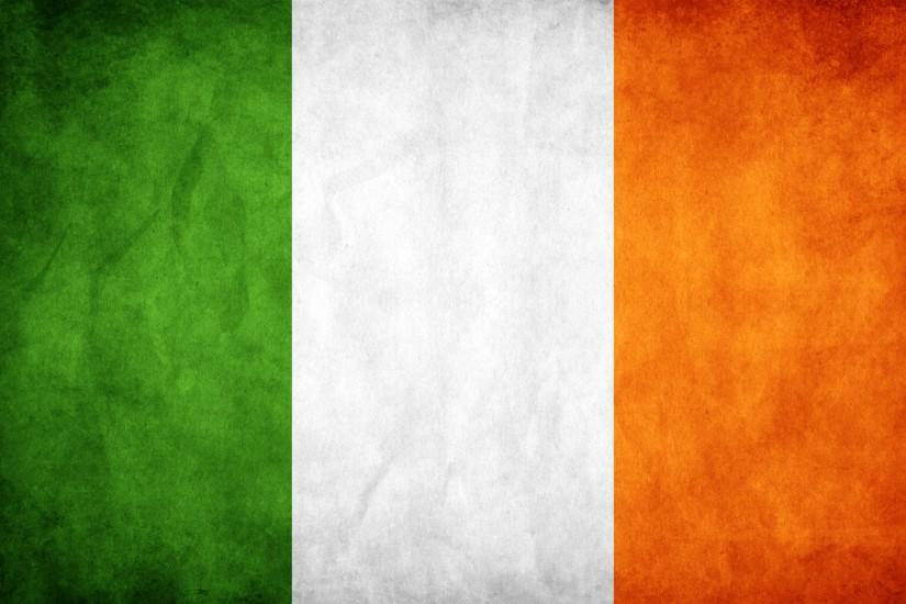 Flag Wallpaper Background 3000x1876PX ~ Wallpaper Free Irish .