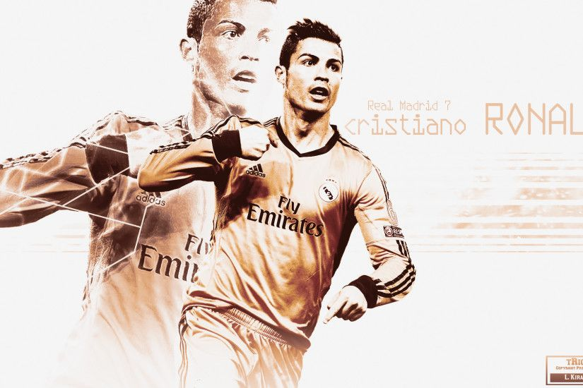 Cristiano Ronaldo Real Madrid hd Wallpaper 2014 F #15298 Wallpaper
