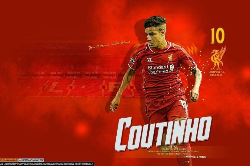 Philippe Coutinho | The Magician | Liverpool FC | - YouTube