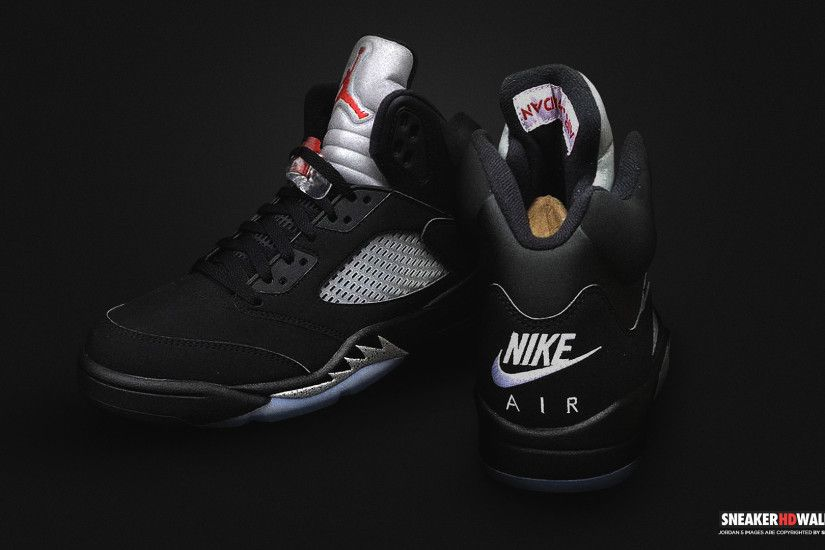 Download link: Jordan 5 HD wallpaper