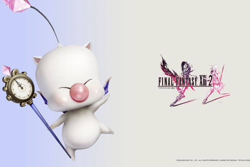 1920×1200. Final Fantasy XIII-2: Lightning & Serah Farron Wallpaper  Thumbnail