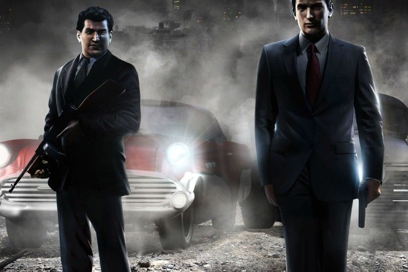 MAFIA II crime shooter action adventure fighting 1mafiall violence weapon  gun wallpaper | 2000x1467 | 627218 | WallpaperUP
