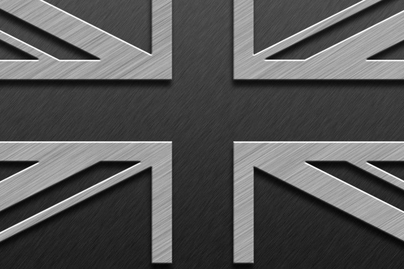 2048x2048 Wallpaper union jack, united kingdom, flag, line, surface, texture