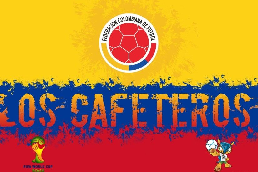 Colombia 2014 World Cup HD Wallpaper