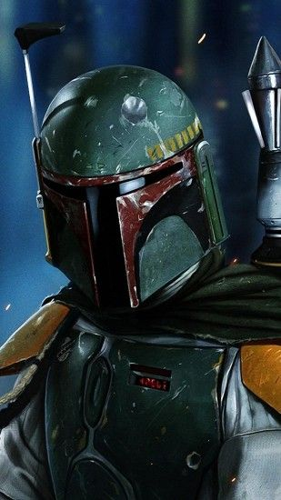 Boba-Fett free wallpaper for iphone