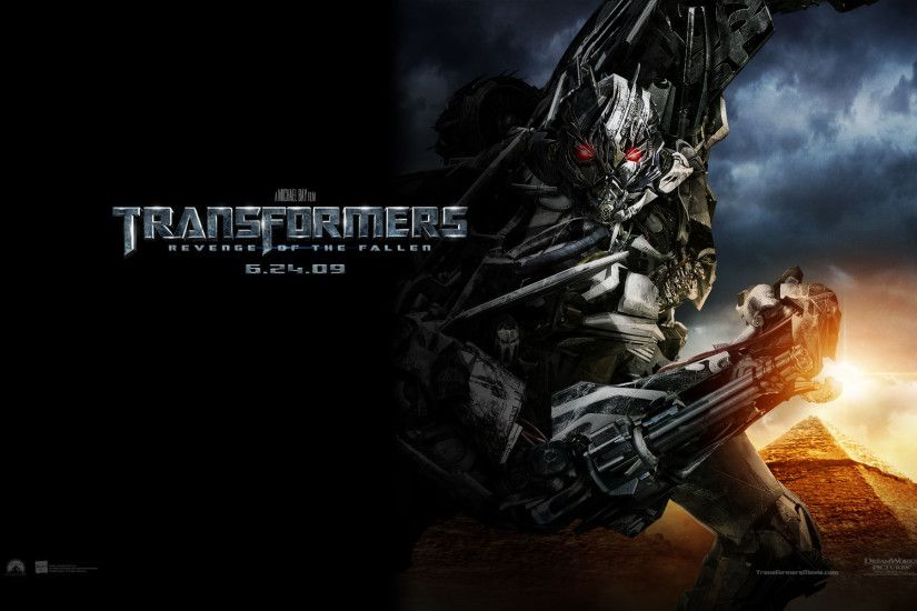 Megatron from Transformers Revenge of the Fallen movie HD Wallpaper