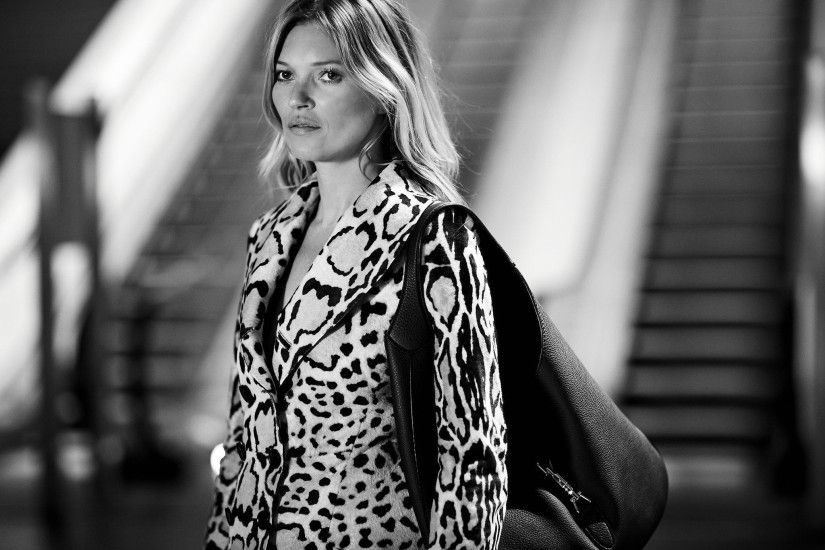 6 Beautiful HD Kate Moss Wallpapers