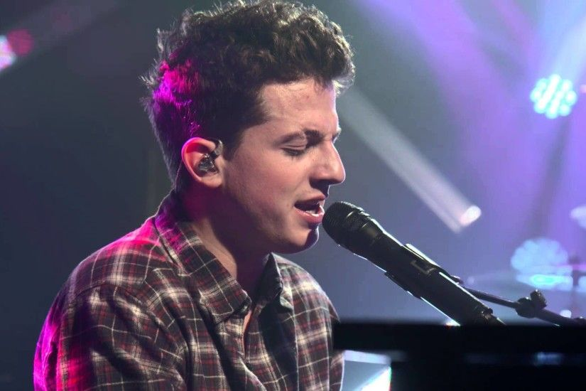 Charlie Puth - How Deep Is Your Love (Live on the Honda Stage at the  iHeartRadio Theater NY) - YouTube