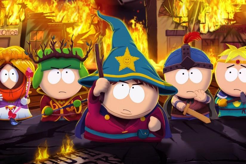 amazing south park wallpaper 1920x1080 photo