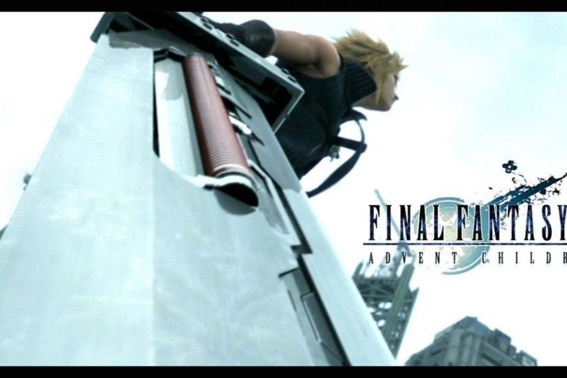 <b>Final Fantasy 7</b> HD <b>desktop wallpaper