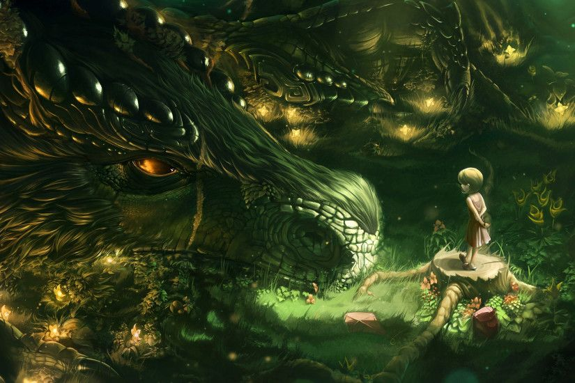 HD Wallpaper | Background ID:117378. 2560x1600 Fantasy Dragon