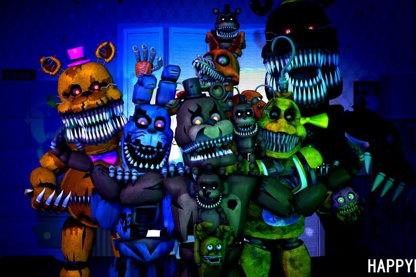 widescreen five nights at freddys wallpaper 2560x1440