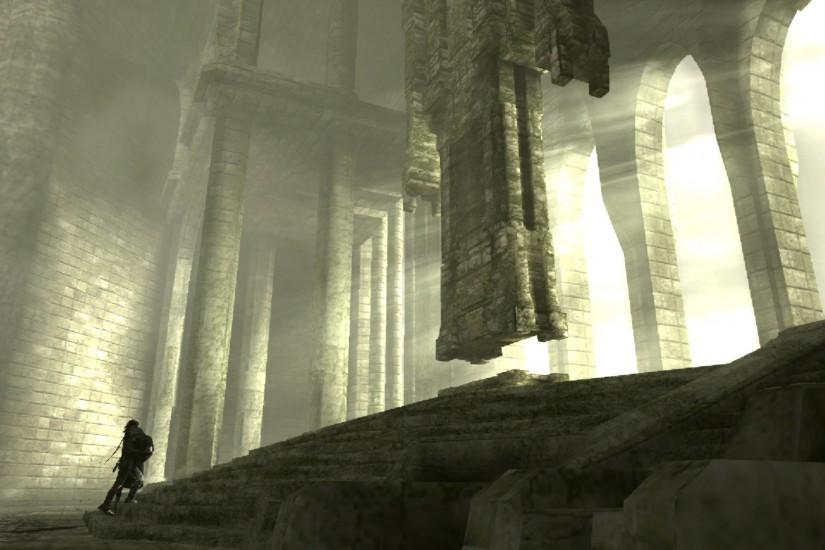 shadow of the colossus wallpaper 2048x1280 for full hd