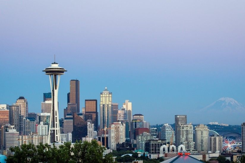 3840x2160 px High Resolution Wallpapers seattle wallpaper by Rollo Smith  for - PKF