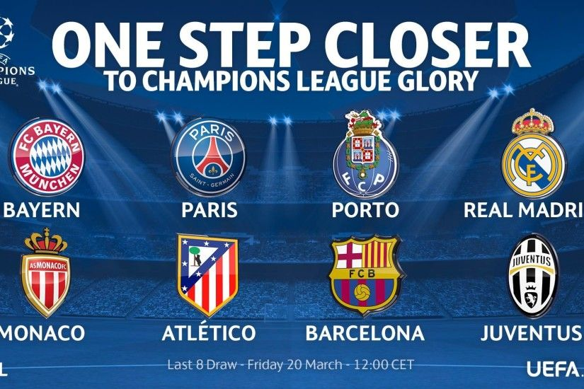 "Of the eight quarter-finalists, only AS Monaco, Atlético Madrid and PSG  have never won the UEFA Champions League. The ""Colchoneros"" reached the  final for ..."