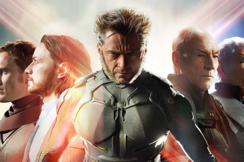 Preview wallpaper x-men days of future past, hugh jackman, logan, wolverine