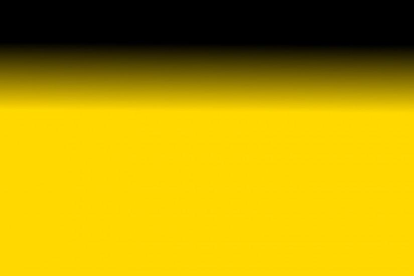 1920x1080 Black and Yellow Gradient