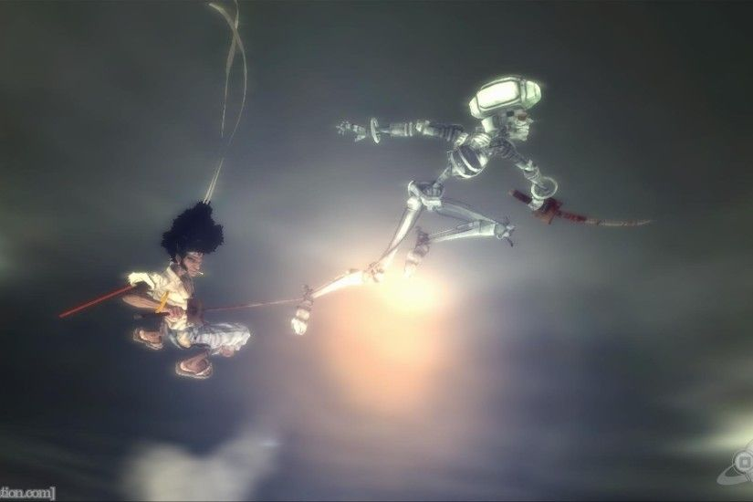 Afro Samurai Game 203227 ...