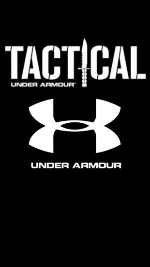 Contemporary Ideas Under Armour Wallpaper Black Android Iphone In