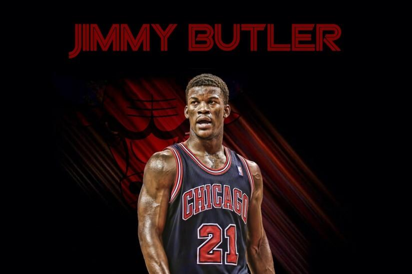 Jimmy Butler Chicago Bulls Wallpaper.