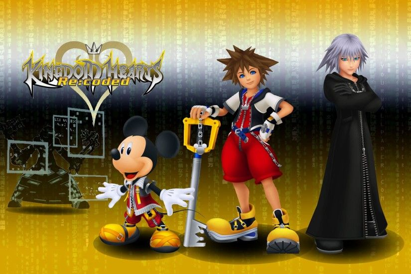 Kingdom-Hearts-Recoded-Widescreen-Wallpaper