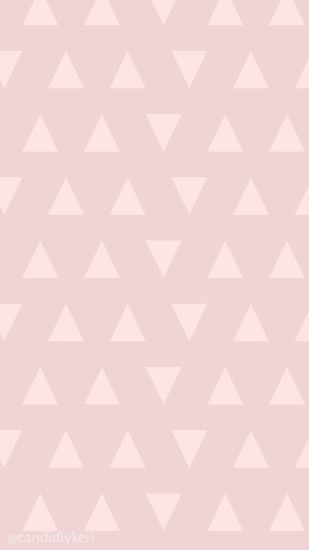 Pink pretty triangle background wallpaper you can download for free on the  blog! For any