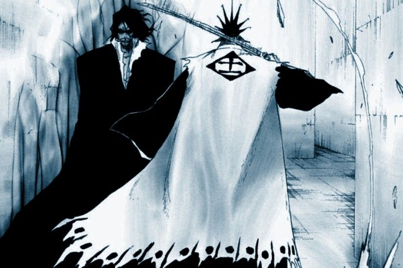 Bleach zaraki kenpachi zangetsu swords wallpaper | 1920x1200 | 15668 |  WallpaperUP