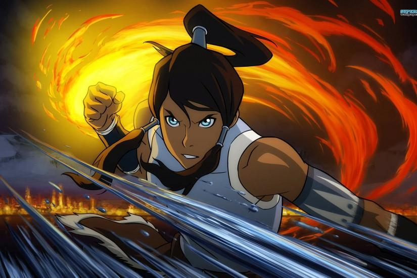 Korra - Avatar: The Legend of Korra wallpaper 1920x1200 jpg