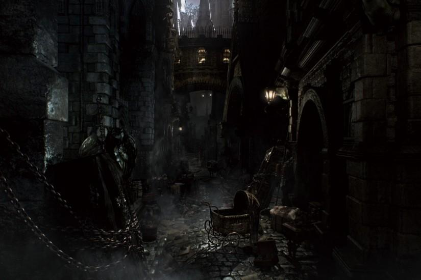 cool bloodborne wallpaper 1920x1080 720p