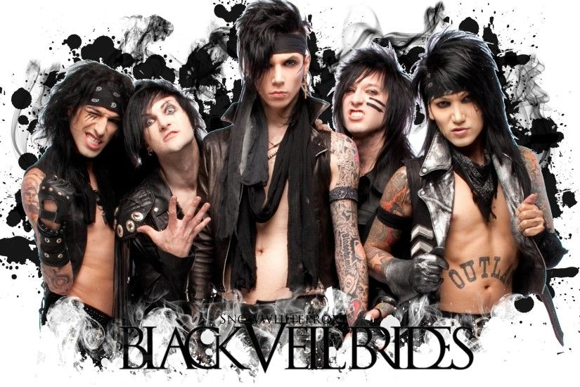 Black Veil Brides Wallpaper HD - imageswall.