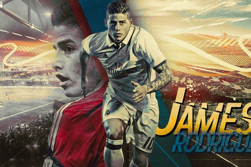 ... James Rodriguez - HD Wallpaper by Kerimov23