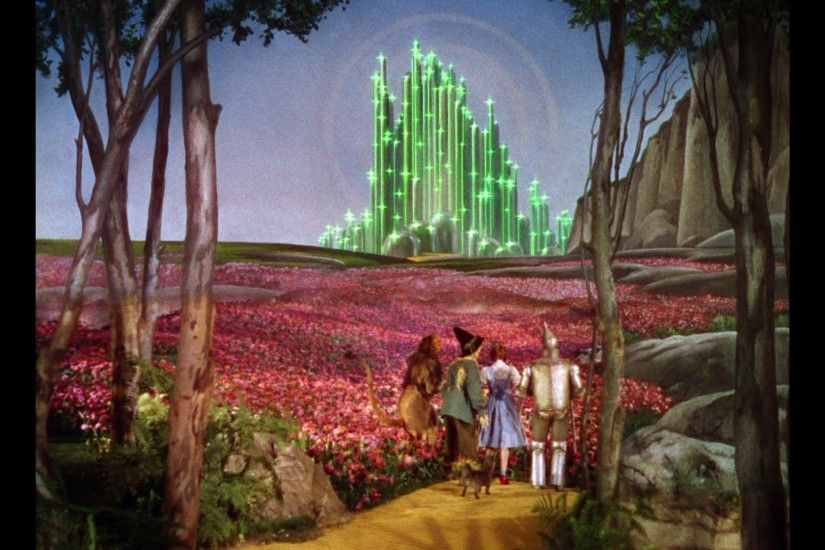 The Wizard Of Oz HD Wallpapers Backgrounds Wallpaper 1920×1080