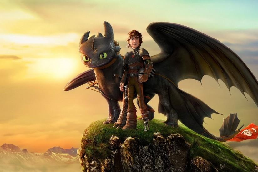 How To Train Your Dragon 2 Dragons Toothless Wallpaper ...