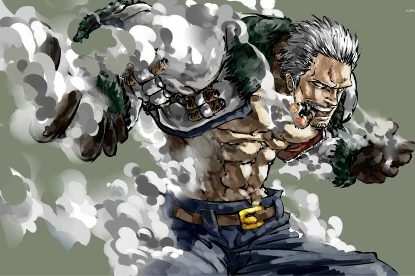 Smoker - One Piece wallpaper 1920x1200 jpg