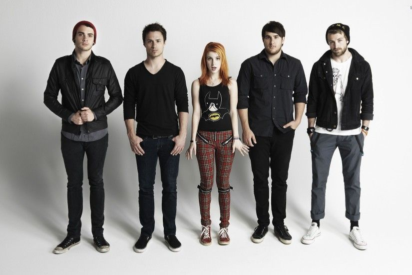 ... Paramore Wallpapers HD Paramore Widescreen
