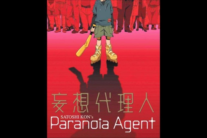 Paranoia Agent: Suicide as an Escape from Reality