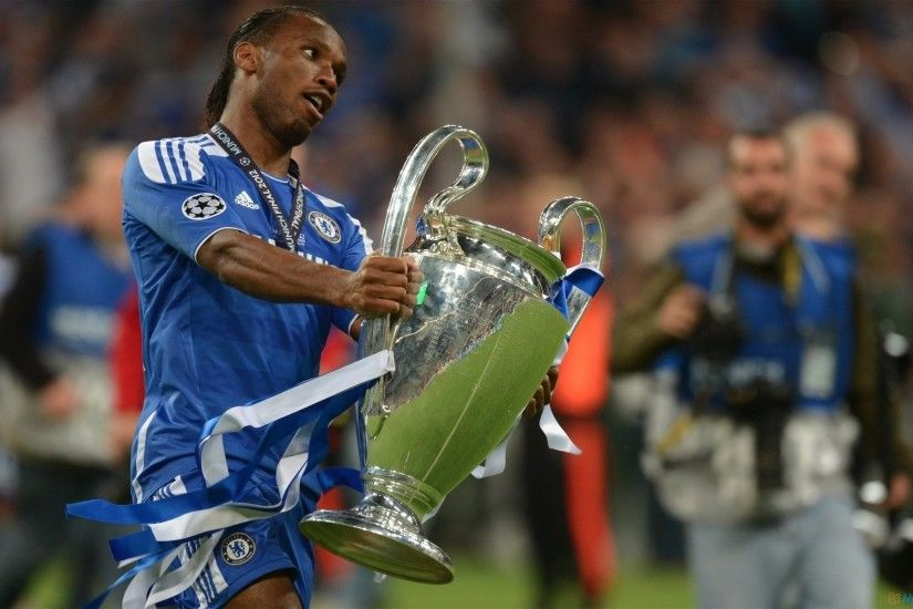 Drogba Champions League
