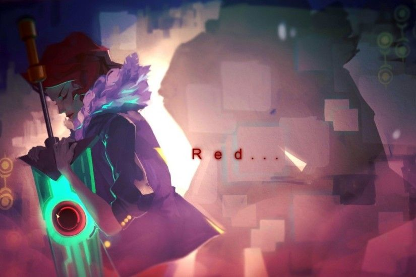 1920x1080 Wallpaper transistor, supergiant games, monogame