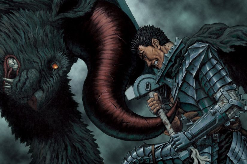 Anime - Berserk Warrior Anime Wallpaper