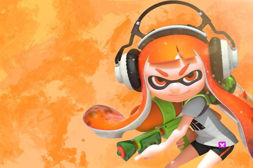 widescreen splatoon wallpaper 3840x2160 meizu