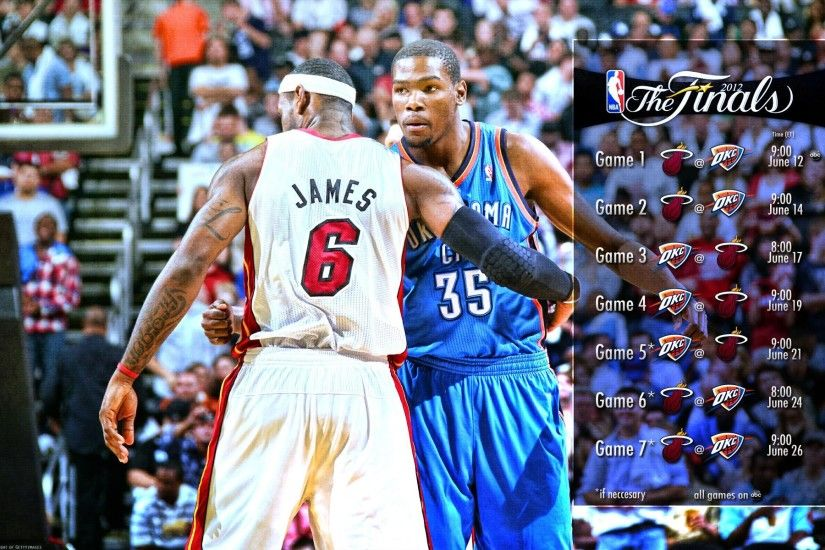 Kevin Durant Vs Lebron James 817498
