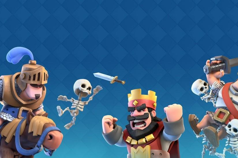 Clash Royale Wallpapers HD | HD Picturez
