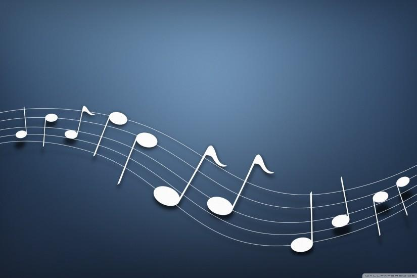 music notes background 2560x1600 screen