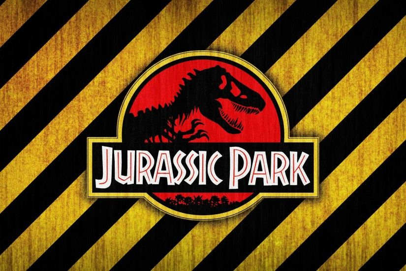 Wallpapers For > Jurassic Park Logo Wallpaper