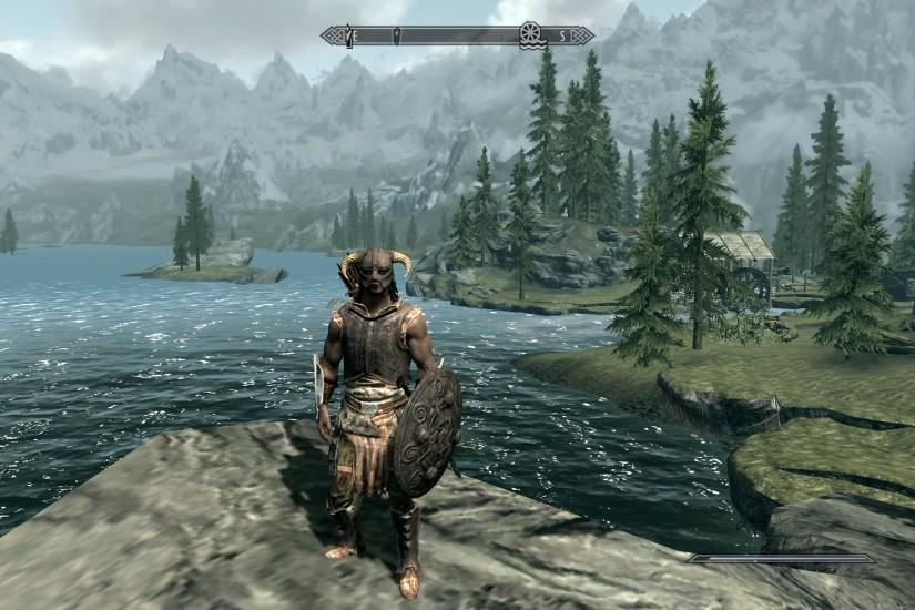 skyrim pc backgrounds hd free