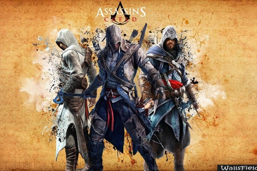 Find this Pin and more on General Wallpapers. Assassin's Creed 3 2012 HD ...