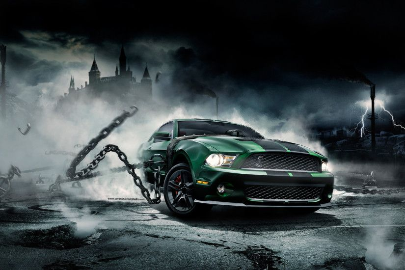 Android Wallpaper, Theme, Background of Mustang Monster for your Android  Phones.