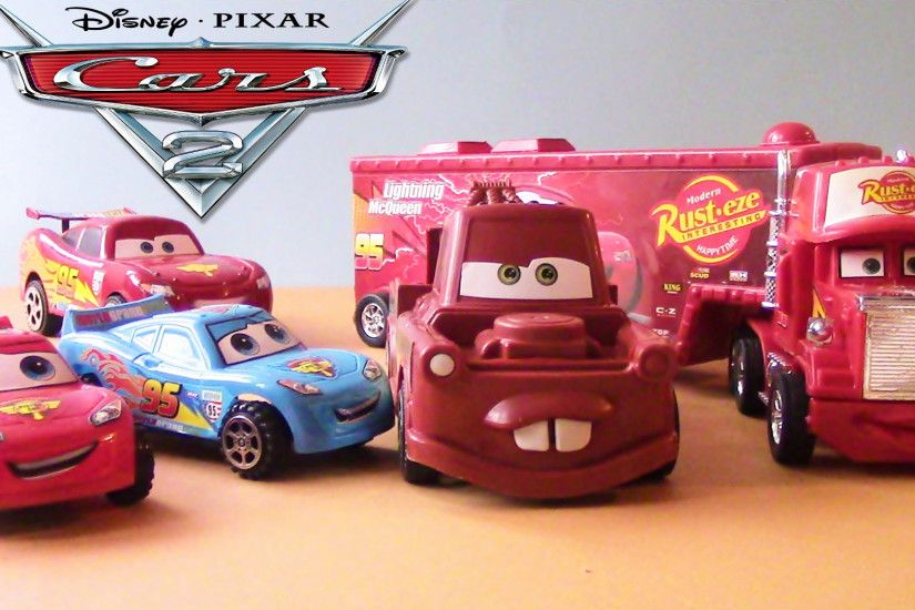 Cars the Movie Wallpaper Luxury Disney Pixar Cars toys Lightning Mcqueen  Mater Mack Raoul