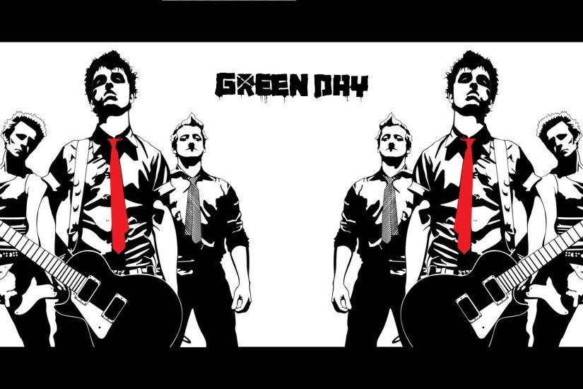 Green Day Backgrounds Green Day Wallpaper