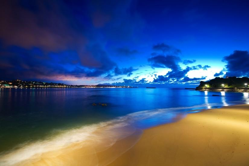 download free beach backgrounds 1920x1200 for 1080p